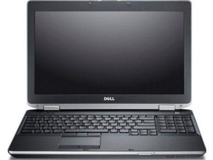 لپ تاپ استوک Dell E6530 i7 دل